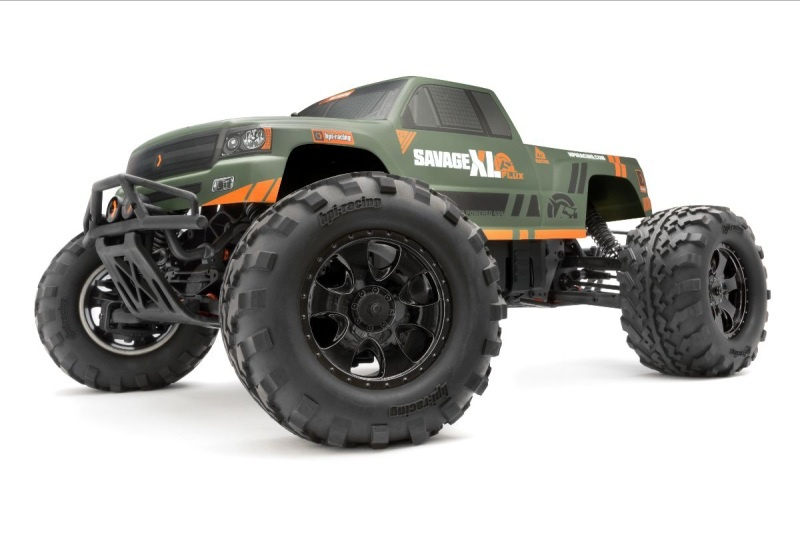 Savage XL Flux RTR 1/8 Monster 4-6S 100Km/h Truck 2,4GHz