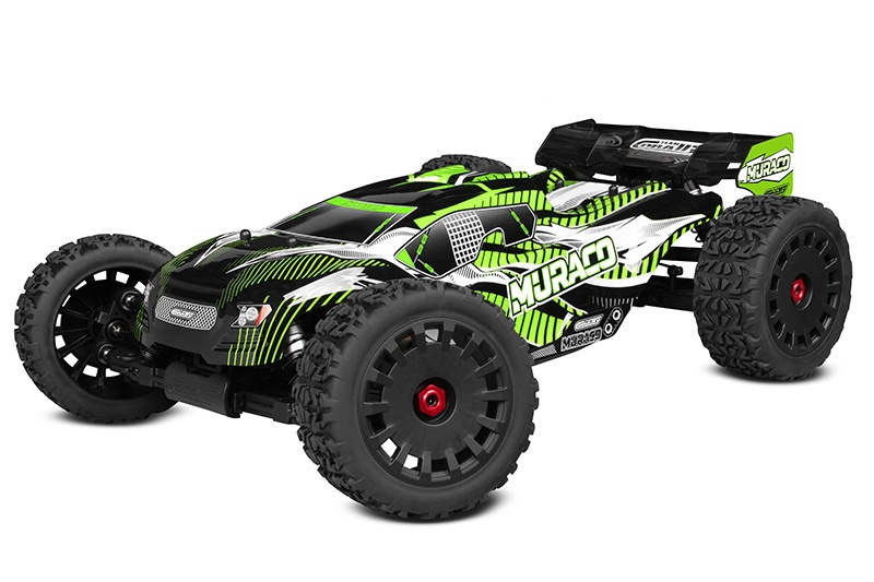 MURACO XP 6S 1/8 Brushless Power 6S Truggy LWB RTR