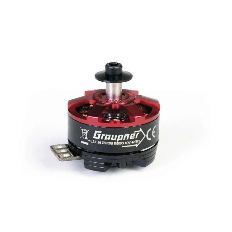 Ultra Pro 2206, 2650 KV, Brushless Motor Rechtsgewinde