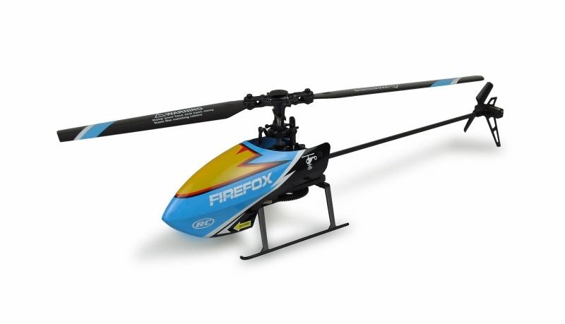 AFX4 XP Single-Rotor Helikopter 4-Kanal 6G RTF 2,4GHz