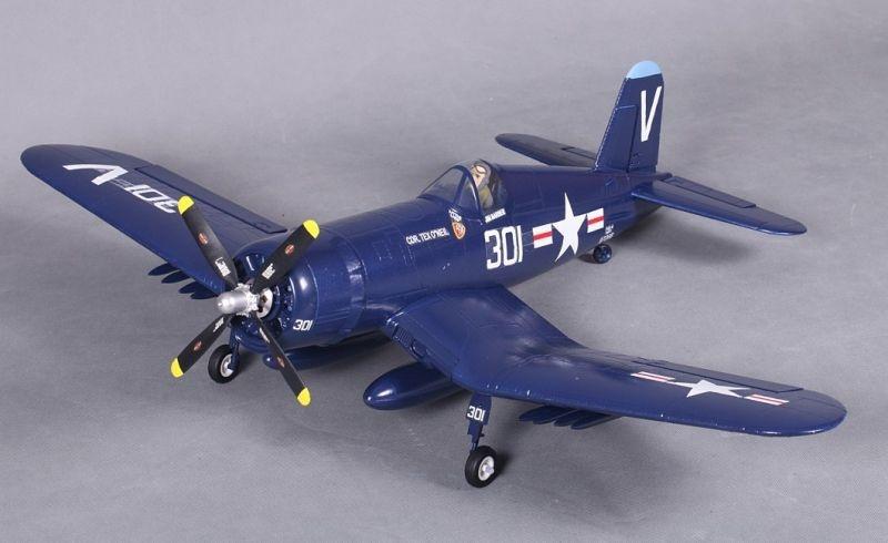 F4U Corsair V2 Brushless Flugmodell 800mm PNP
