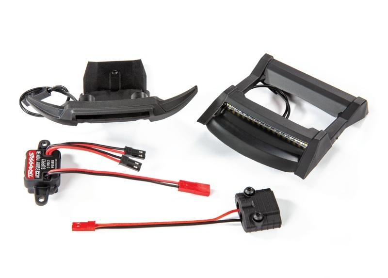 Off-Road LED Licht Set für Rustler 4x4