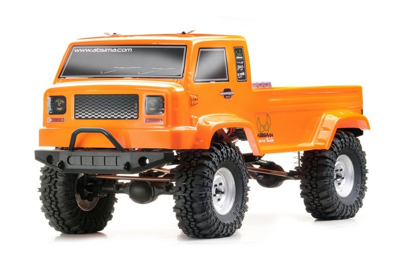 CR2.4 Crawler, orange, 1:10 4WD EP RTR