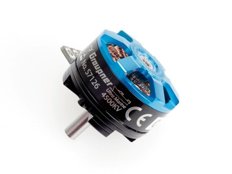 Ultra Marine Brushless Motor 4500KV