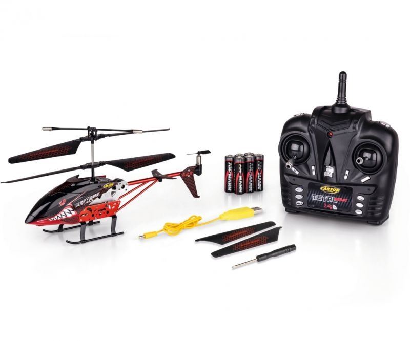 Metal Beast 230 Fun Helicopter 2,4GHz 100% RTF