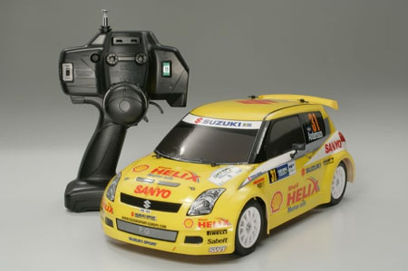XB Suzuki Swift Super 1600 1:10 RTR