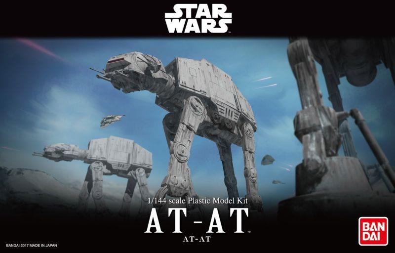 BANDAI Star Wars AT-AT 1/144