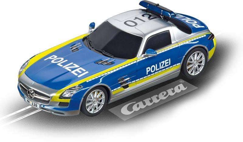 Digital 132 Mercedes-SLS AMG Polizei