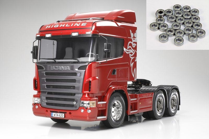 Scania R620 3-Achs 6x4 1:14 + Kugellager