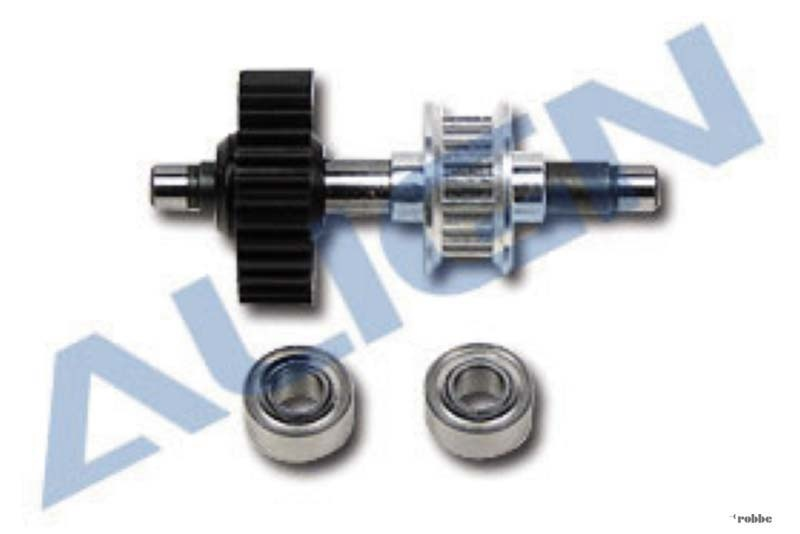 Heckrotorgetriebe Riemenantrieb Metall