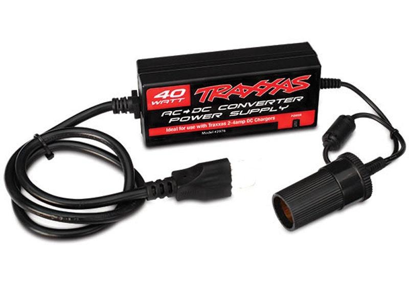AC->DC Adapter, 40W (Netzteil für 12V-Lader)
