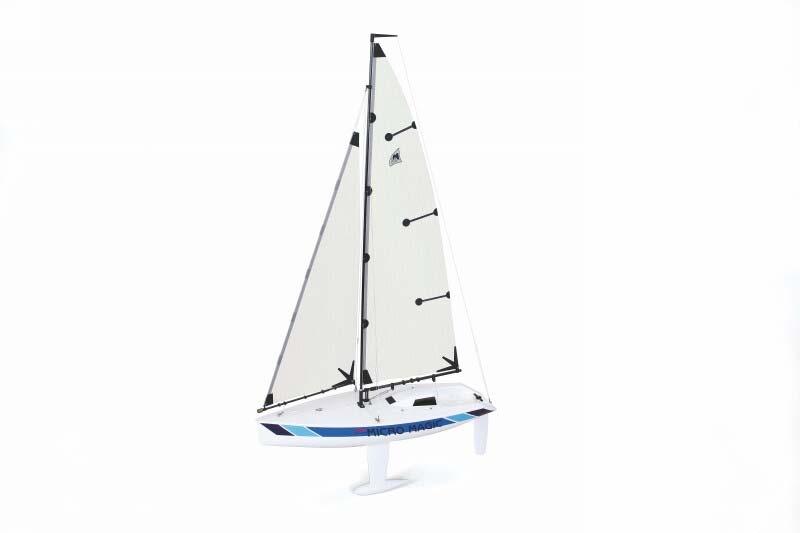 WP RACING MICROMAGIC, RFH RC Segelboot