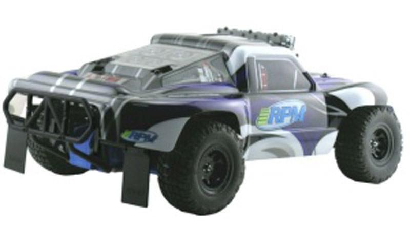 Bumper hinten Slash schwarz