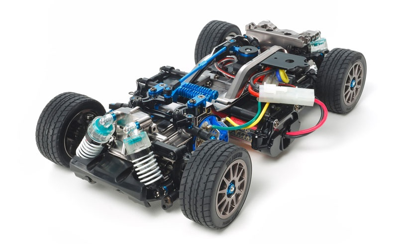 1:10 RC M-05 Version II Pro Chassis Kit