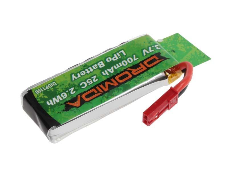 LiPo 1S 3,7V 700 mAh (23950/51)