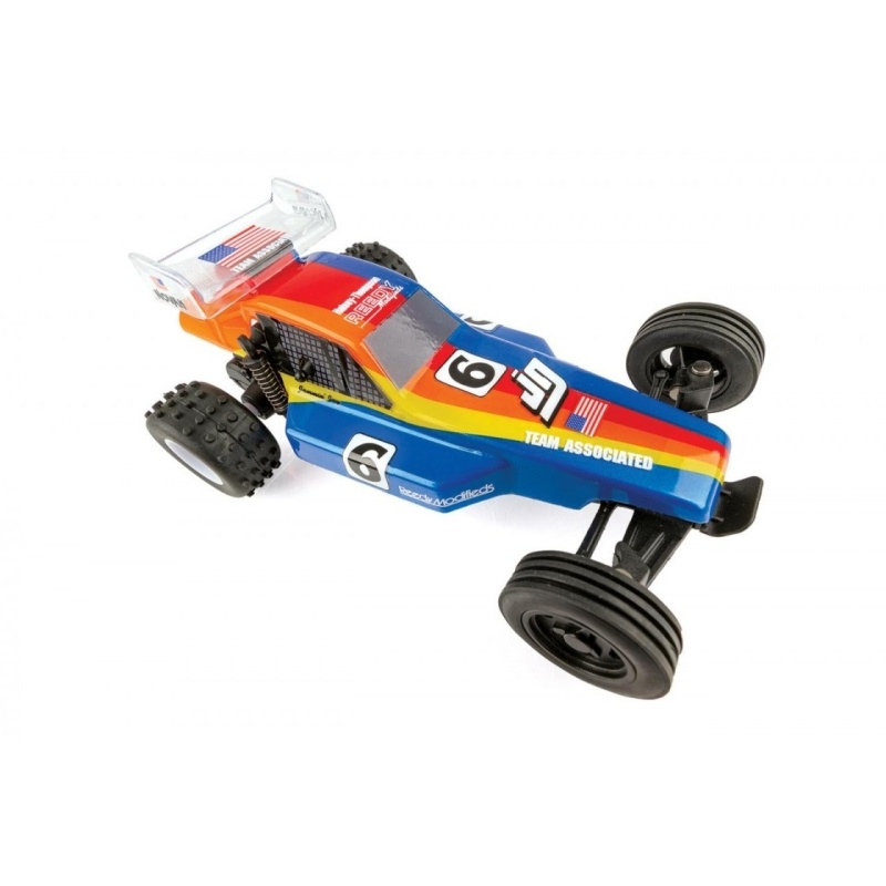 RC28 Jammin Jay Halsey Replica 2WD Buggy 1/28 2,4GHz RTR