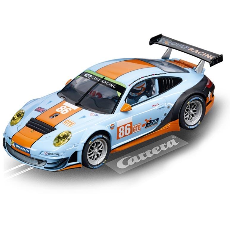 Digital 124 Porsche GT3 RSR Gulf Racing No.86, Silverstone
