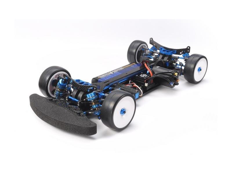1:10 RC TB Evo. 6 Ver.II (Alu-Chassis)