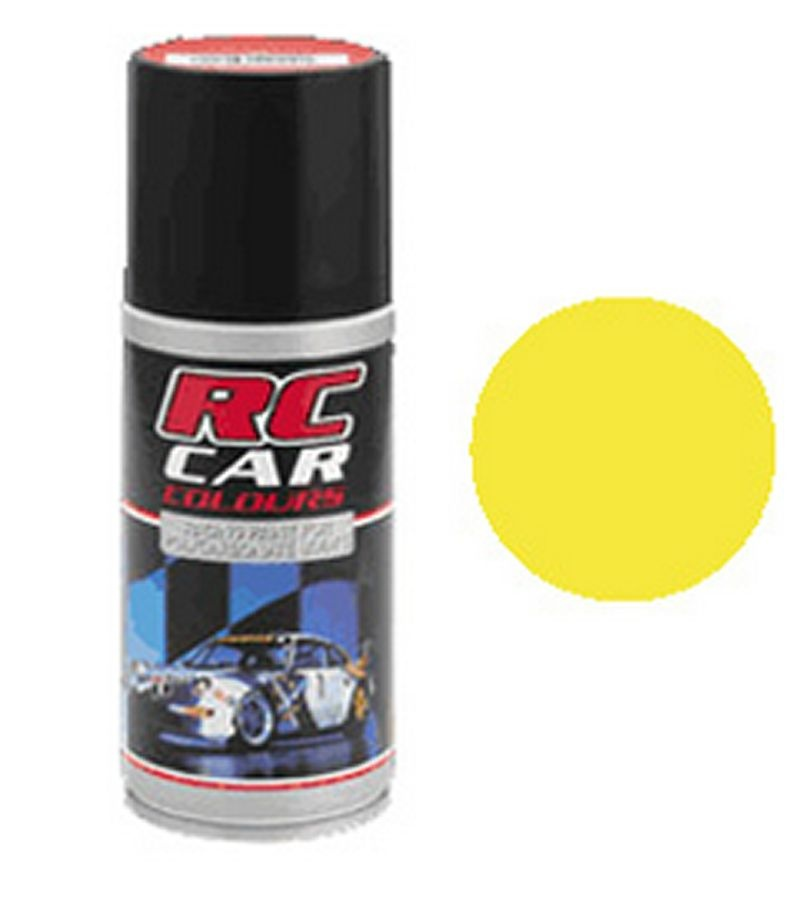 RC Car 019 gelb     150 ml Spraydose