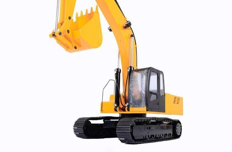 1/12 Scale Earth Digger 4200XL Hydraulik Kettenbagger RTR V2