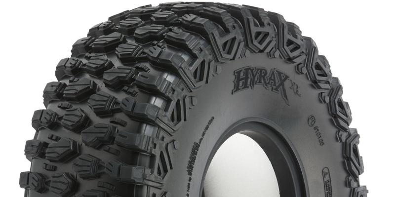 Hyrax XL All Terrain Reifen v/h (2) 2.9 für Losi Super Rock