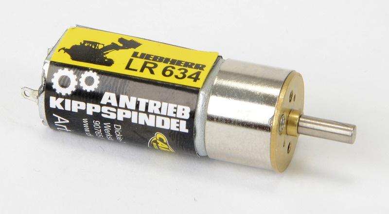 Getriebemotor Kippspindel LR634
