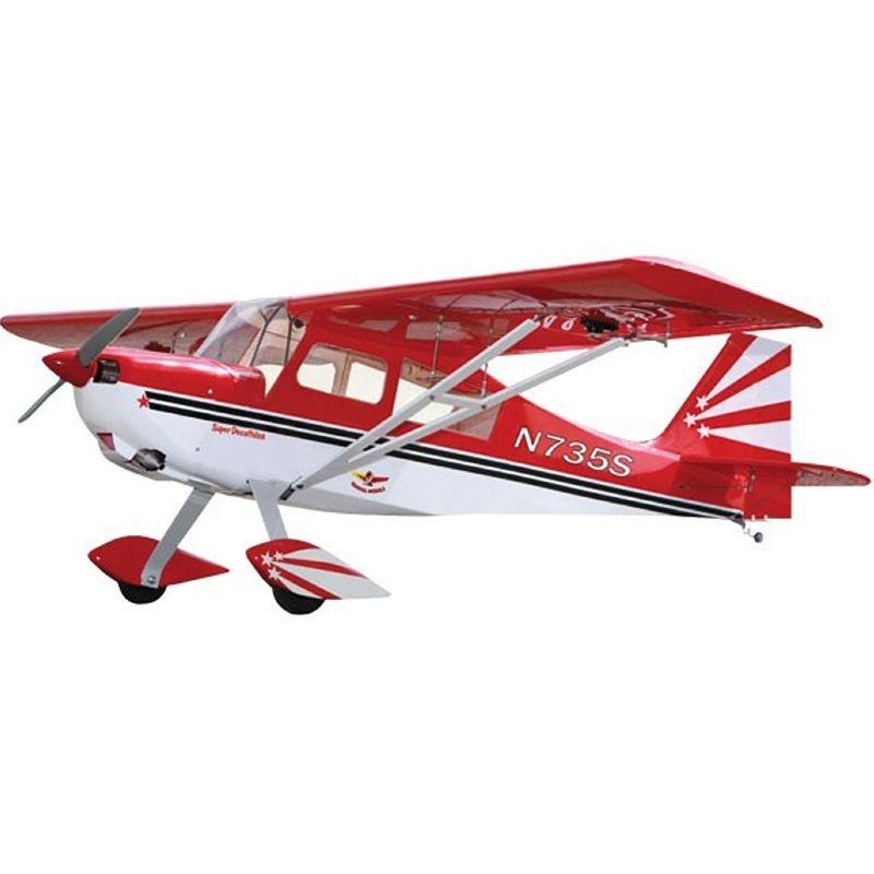 Decathlon 120 Flugmodell in Holzbauweise 2000mm ARF
