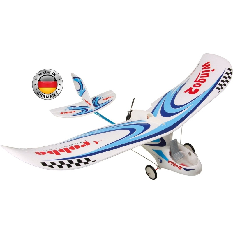 Wingo 2 Kit Bausatz You can fly Brushless 1100mm PNP