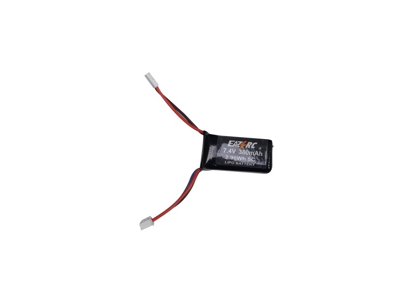 LiPo Akku 2S 380mAh 7,4V für EazyRC Patriot