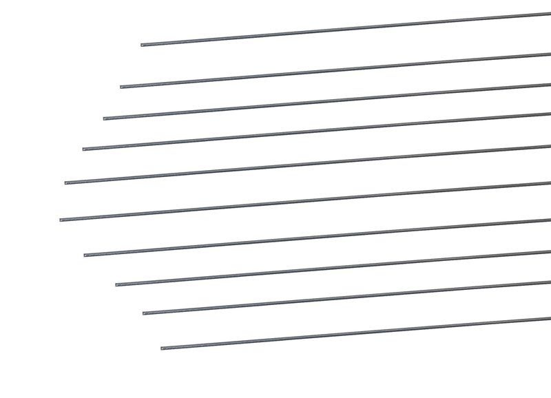 Stahl Draht 0,5x1000mm