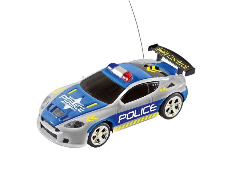 Mini RC Control 27MHz Polizei