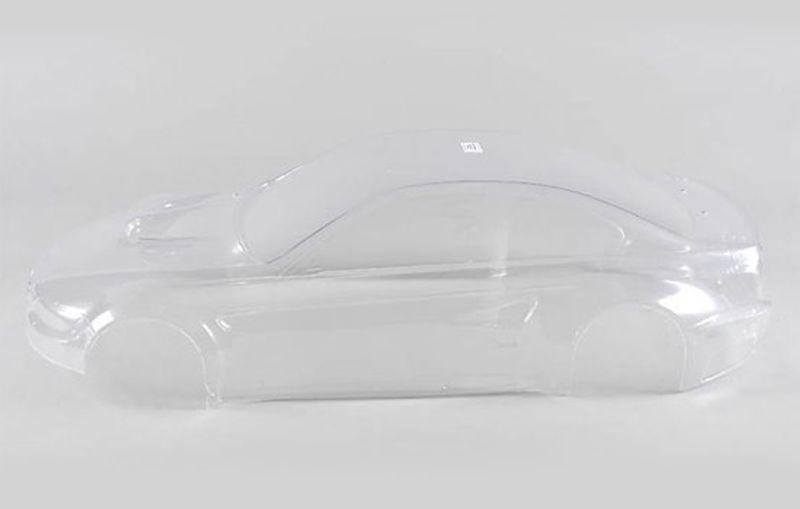 Karosserieset BMW M3 Alms 2 mm Glasklar 1/5 535 Radstand