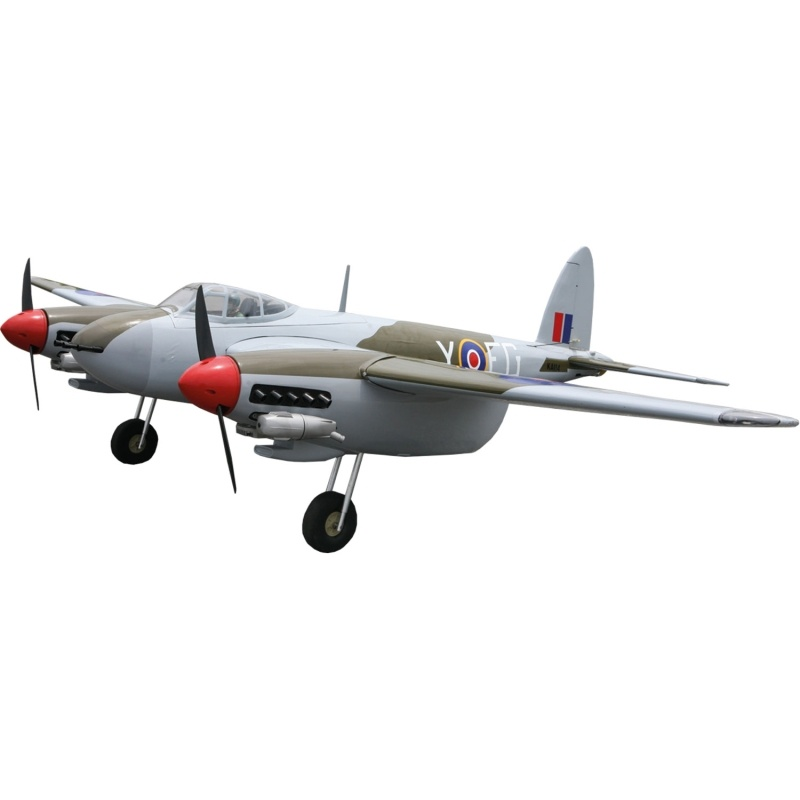 De Havilland Mosquito 2032mm, Warbird 2-motorig ARF