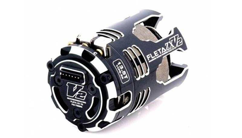 FLETA ZX V2 Competition Brushless Motor 13.5T ER Fixtiming