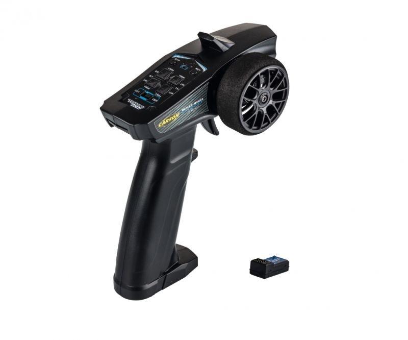 Reflex Wheel Start 2,4GHz Fernsteuerung + Empfänger, schwarz