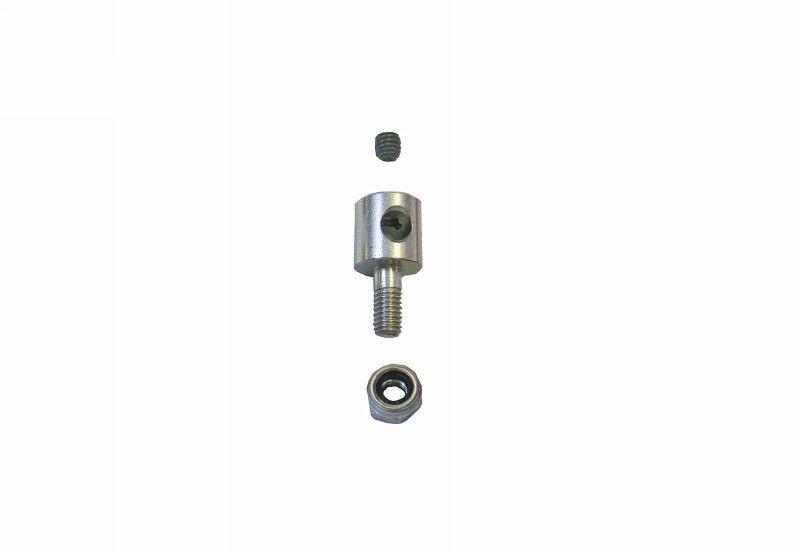 Gestängeanschluss für Draht 2,0-3,0mm