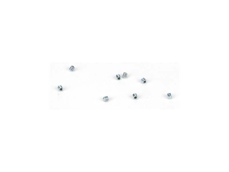 5-40 x 1/8 Flat Point Set Schrauben-8