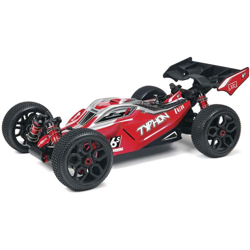 TYPHON 6Sv2 BLX 4WD Race Buggy 1/8 RTR Version 2016