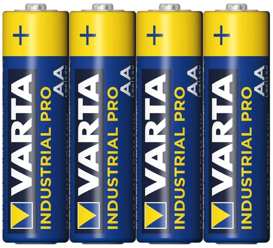 Varta AA Industrial Pro (4 Stück)