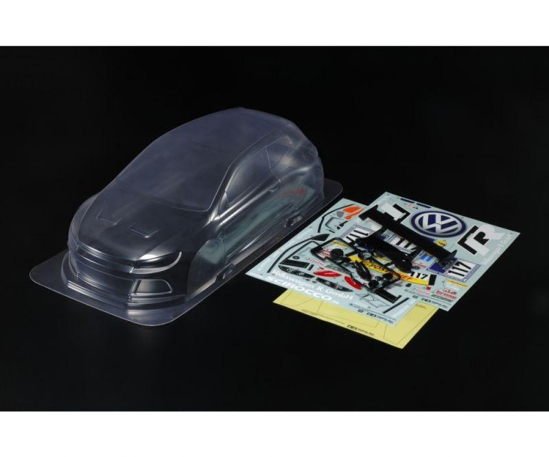 Karosserie-Satz VW Scirocco GT24-CNG leicht