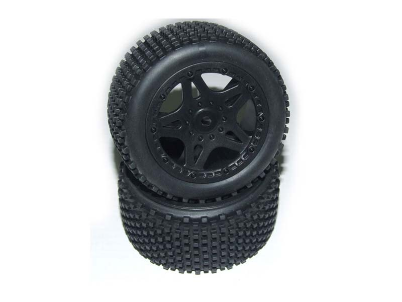 Rear Wheels Complete (Dune Racer) (2pcs)