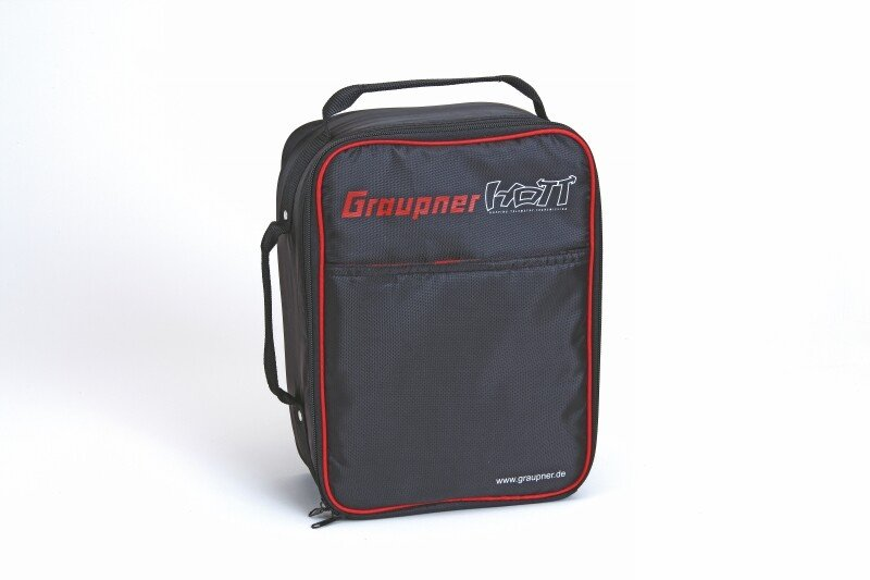 Sendertasche für mx und mz Handsender
