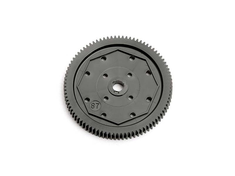 Spur Gear, 87T 48P