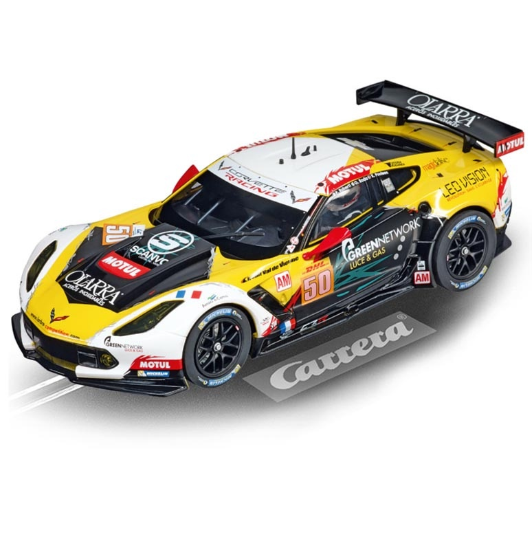 Digital 124 Chevrolet Corvette C7R TBD