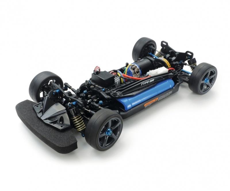 TT-02 Type-SR 4WD Chassis Kit 1:10