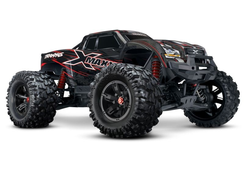 X-MAXX 8S 4WD Brushless Monstertruck TSM, TQi 2,4GHz RTR