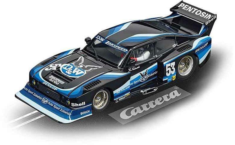 Digital 124 Ford Capri Zakspeed Turbo D&W-Zakspeed Team #53