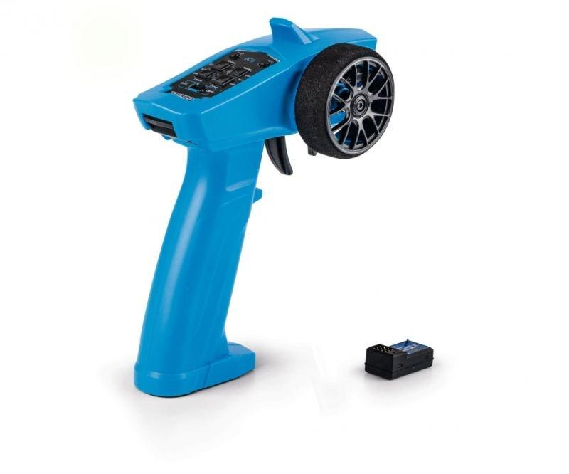 Reflex Wheel Start 2,4GHz Fernsteuerung mit Empfänger, blau