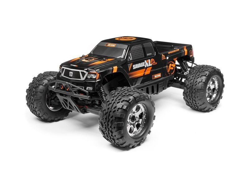 Savage XL Flux RTR 1/8 Monster 4-6S 100Km/h Truck 2,4GHz