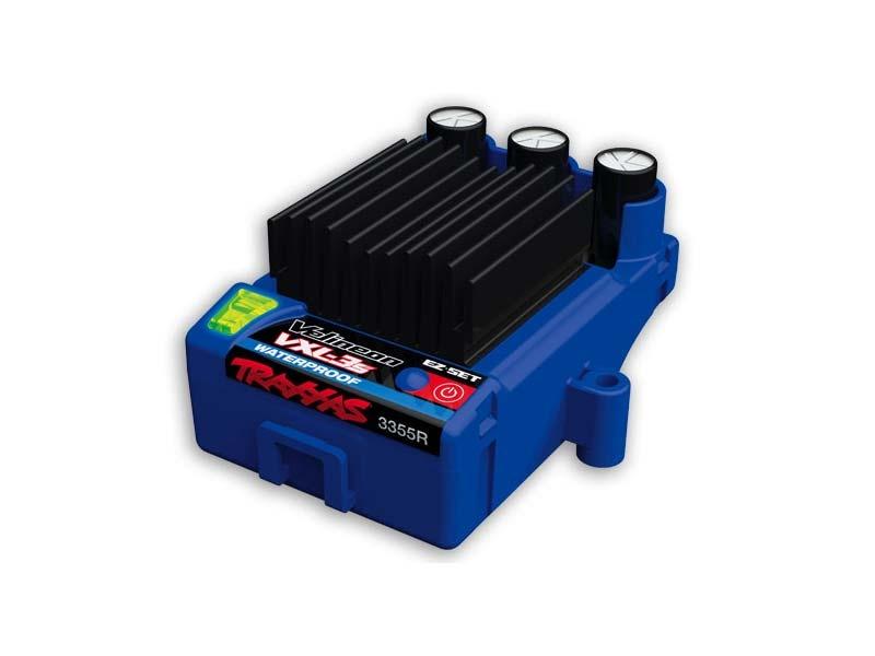 VXL-3S BL-Regler waterproof
